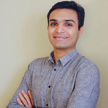 Dr. Priyank Karkar
