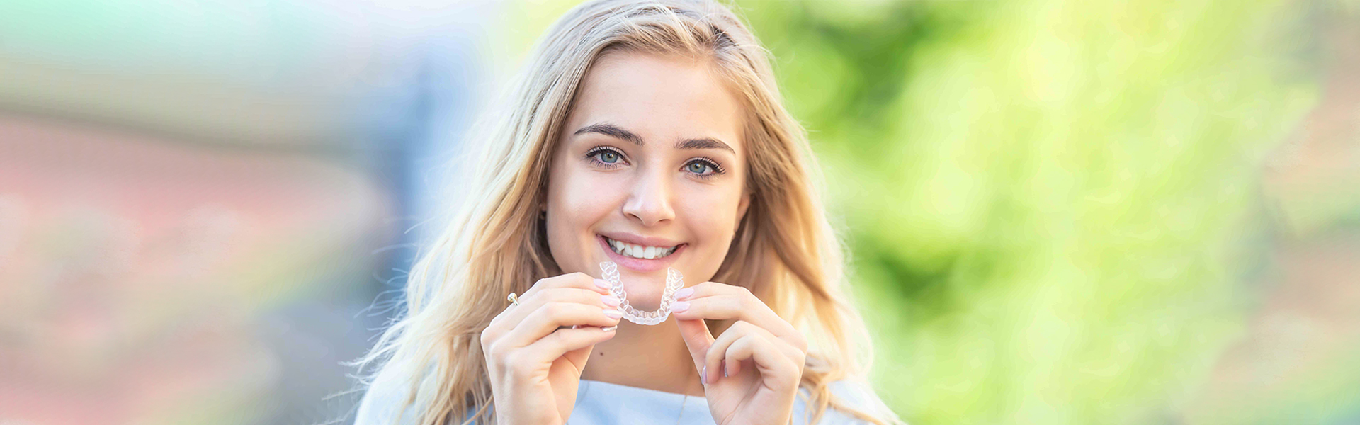 Jumpstarting a Great Smile with Invisalign© Treatment